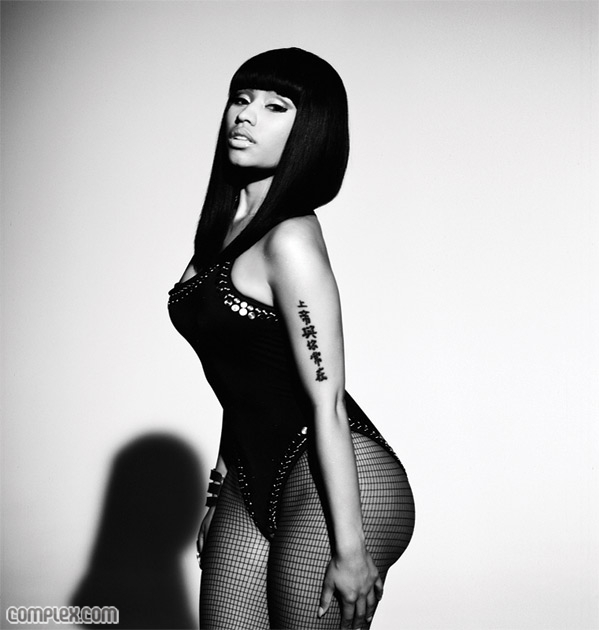 Nicki Minaj Complex Magazine Cover Interview Snippets(Pics)!