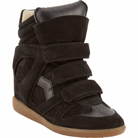 Isabel Marant Bekett Hidden Wedge Sneaker