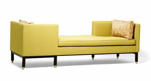Ella universe mid century design masters summit george - Tete a tete sofa ...
