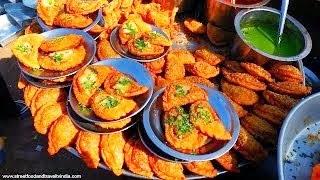 Gughara Most Popular Gujarati Fast Food By Street Food