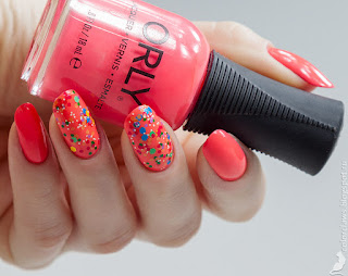 Orly Freestyle + Turn It Up