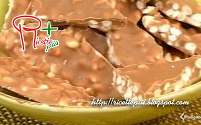 Barretta ai due cioccolati di Cotto e Mangiato