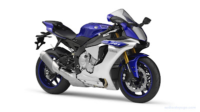 Overview of the Yamaha YZF-R1 2015
