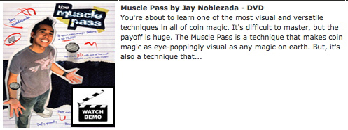 Muscle Pass by Jay Noblezada