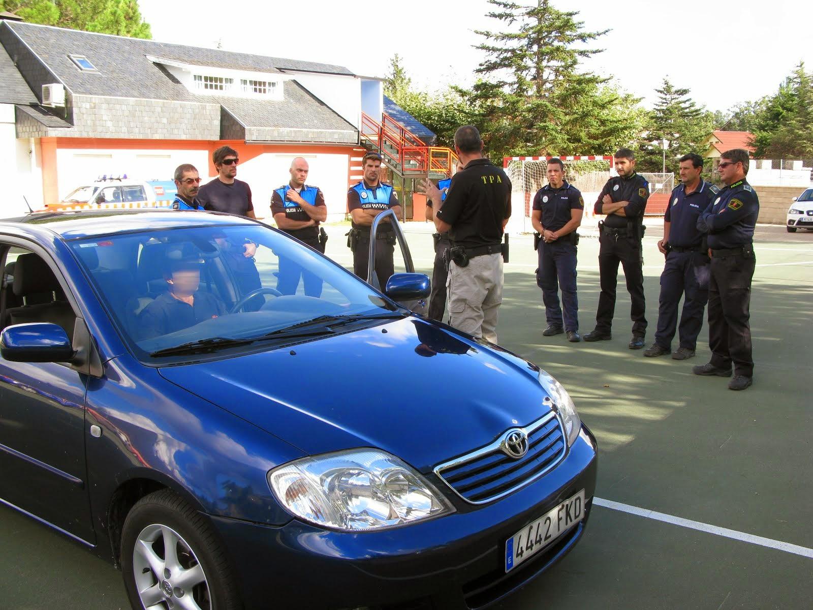 Intervención Policial
