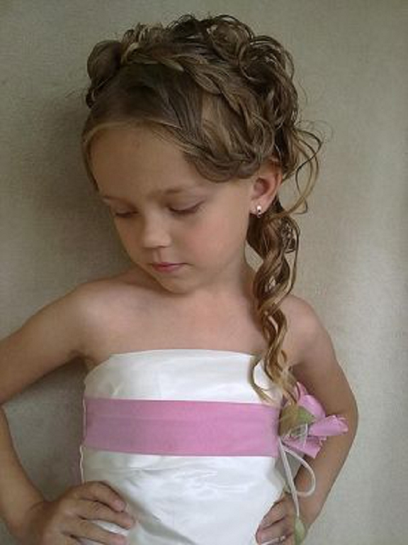 peinadito fashion para niña YouTube - peinados para salidas de kinder