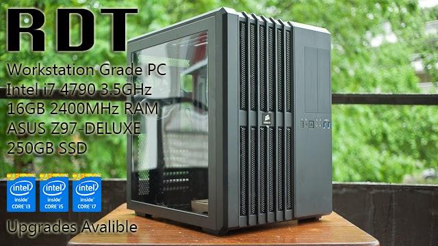 rdt tech news rdt 39 s true 4k workstation base build 1150 socket. Black Bedroom Furniture Sets. Home Design Ideas