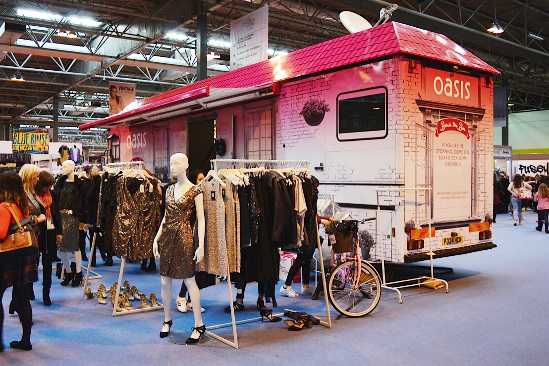 Clothes Show 2015 review, FashionFake, fashion bloggers