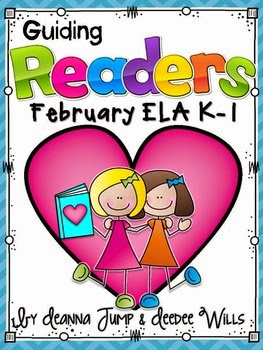 https://www.teacherspayteachers.com/Product/Guiding-Readers-February-NO-PREP-ELA-Unit-for-K-1-1655503