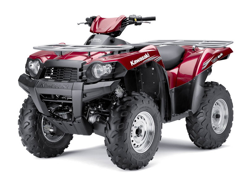 2011 Kawasaki Brute Force 750 4x4i Fuel injected