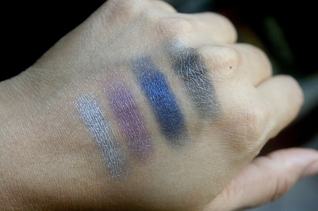 Laura Mercier Eye Chromes Palette | Laura Mercier Chrome Extravagance Fall 2015 Color Collection