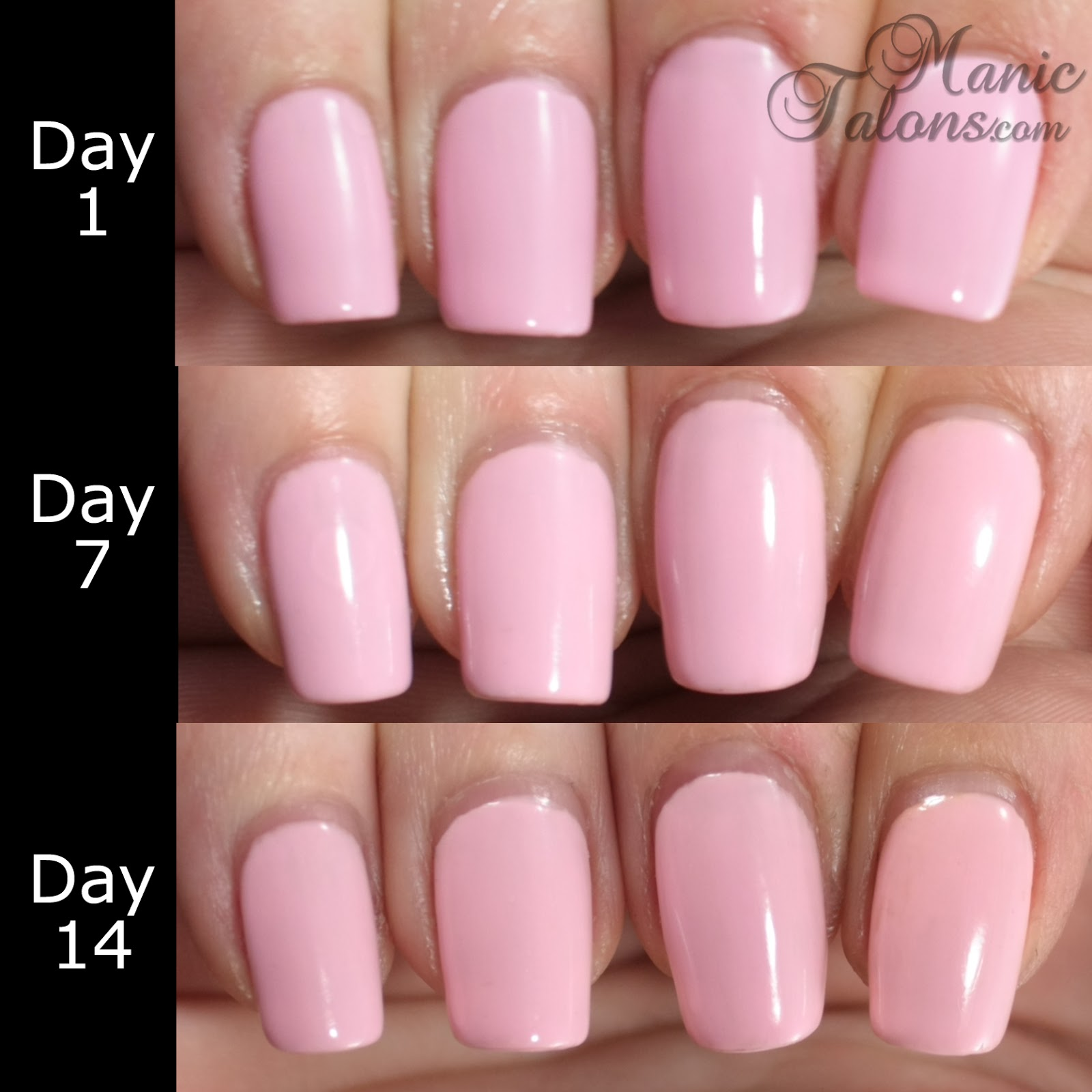 Manic Talons Nail Design: Daisy DUO Soak Off Gel Polish Review: Part ...