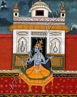 Ragini Pancham Painting