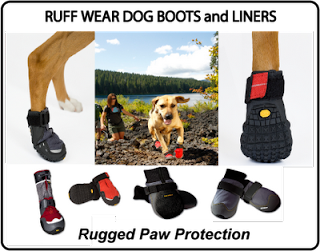 Ruffwear Bark-n-Boots in stock at www.kooldawgtees.com