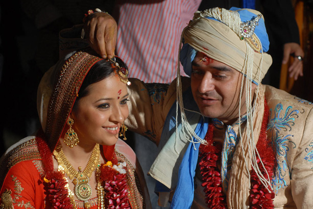 Reema Sen Marriage - Reema Sen Marriage Pics