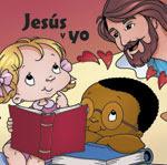 NUEVO LIBRO DE JESÜS CON CARIÑO PARA LOS NIÑOS
