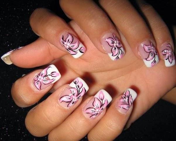 Spring Nail Designhttp9ailssidespotnail Side