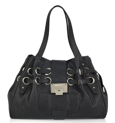 Jimmy Choo Riki Shoulder Bag