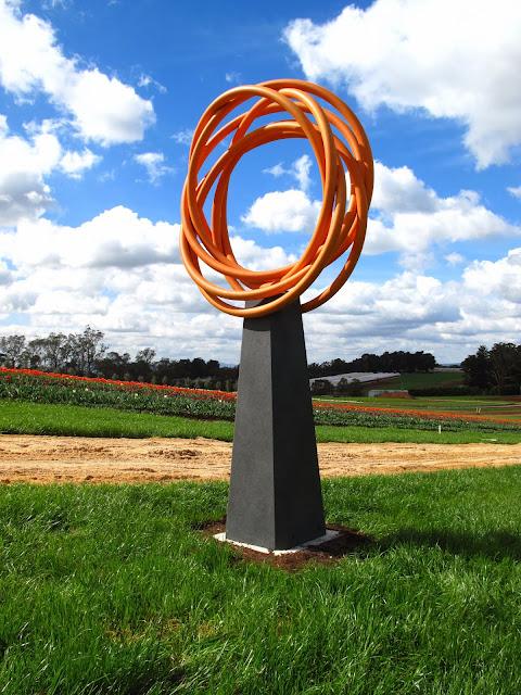 Corten Steel Sculpture