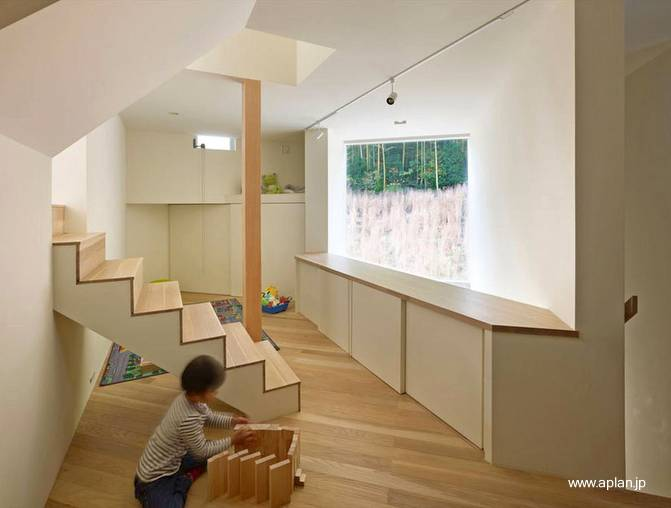 Arquitectura de casas casa ultra moderna japonesa - Casas de canexel ...