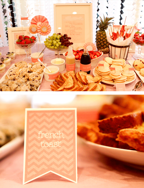 baby shower we threw last month images courtesy of my co host ashley