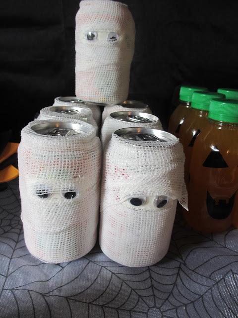 Halloween recetas de miedo ii elenarte for Como decorar para halloween