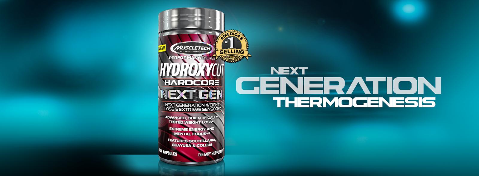 Comprar Hydroxycut Hardcore Elite 110 caps