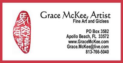 Grace McKee - Artist