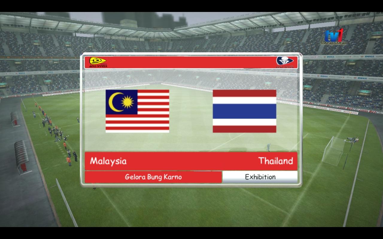 Pes Malaysia Game Mode