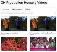 Videos in Vimeo