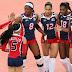 Sexteto RD domina 3-0 a China y sigue invicto en Mundial Sub-23