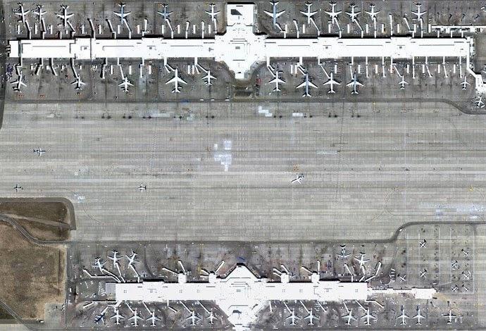 Αεροδρόμιο Ντένβερ