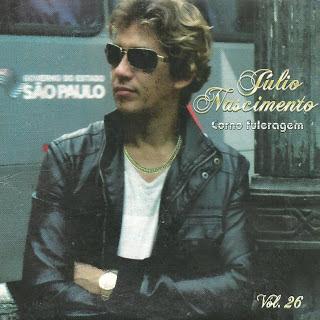 J�lio Nascimento - Corno Fuleragem - Vol.26