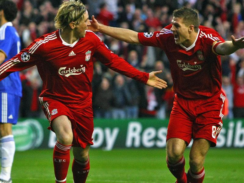 Torres Balik lagi Tegaskan Gerrard Rekan Terbaiknya