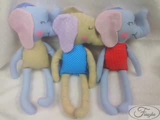 Ręcznie robiony słoń