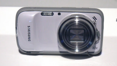 Samsung Galaxy S4 Zoom Flip Cover