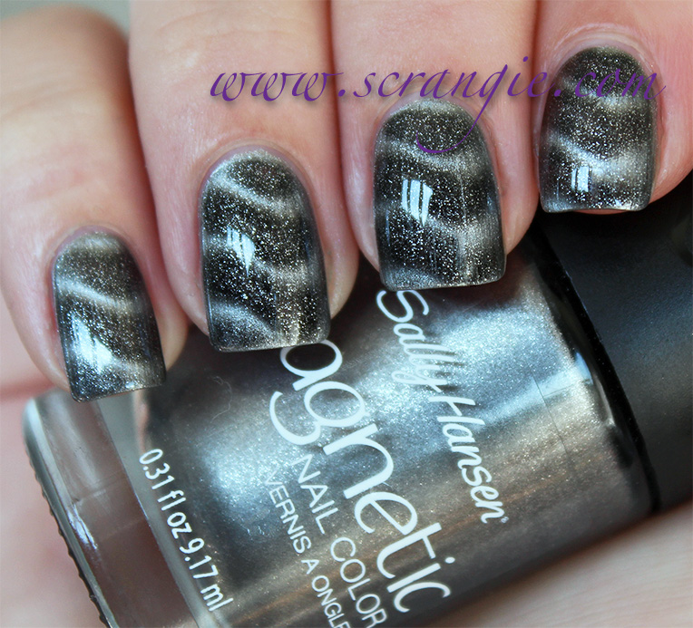 Scrangie: Sally Hansen Magnetic Nail Color Swatches and Review