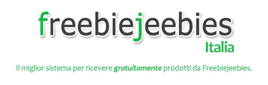 Freebiejeebies Italia - sito non ufficiale