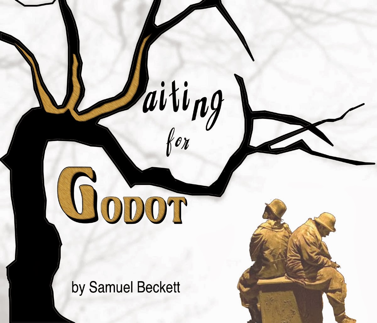 the purpose of human life in waiting for godot by samuel beckett Free essay: in waiting for godot, vladimir and estragon spent the entire play   that humans spend their lives waiting to find out a meaning for their existence to  just  how to live a positive life in waiting for godot by samuel beckett and the .
