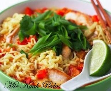 Resep Masakan Praktis Aneka Olahan Mie