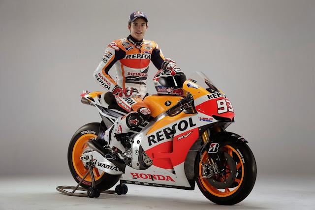 Foto Marc Marquez MotoGP 02