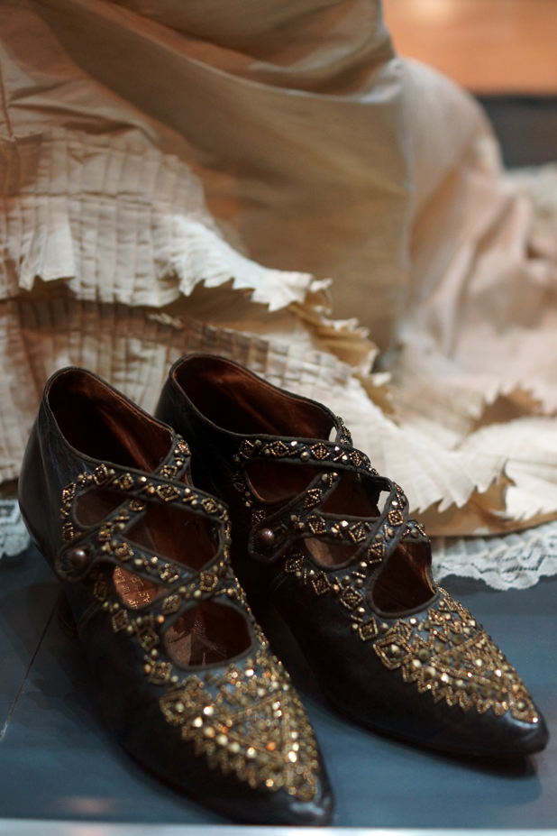 Hello Freckles YSL Style Is Eternal Bowes Museum Exhibition Fenwick Shoes
