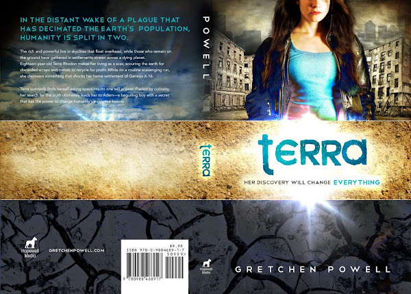 TERRA by Gretchen Powell coverflat