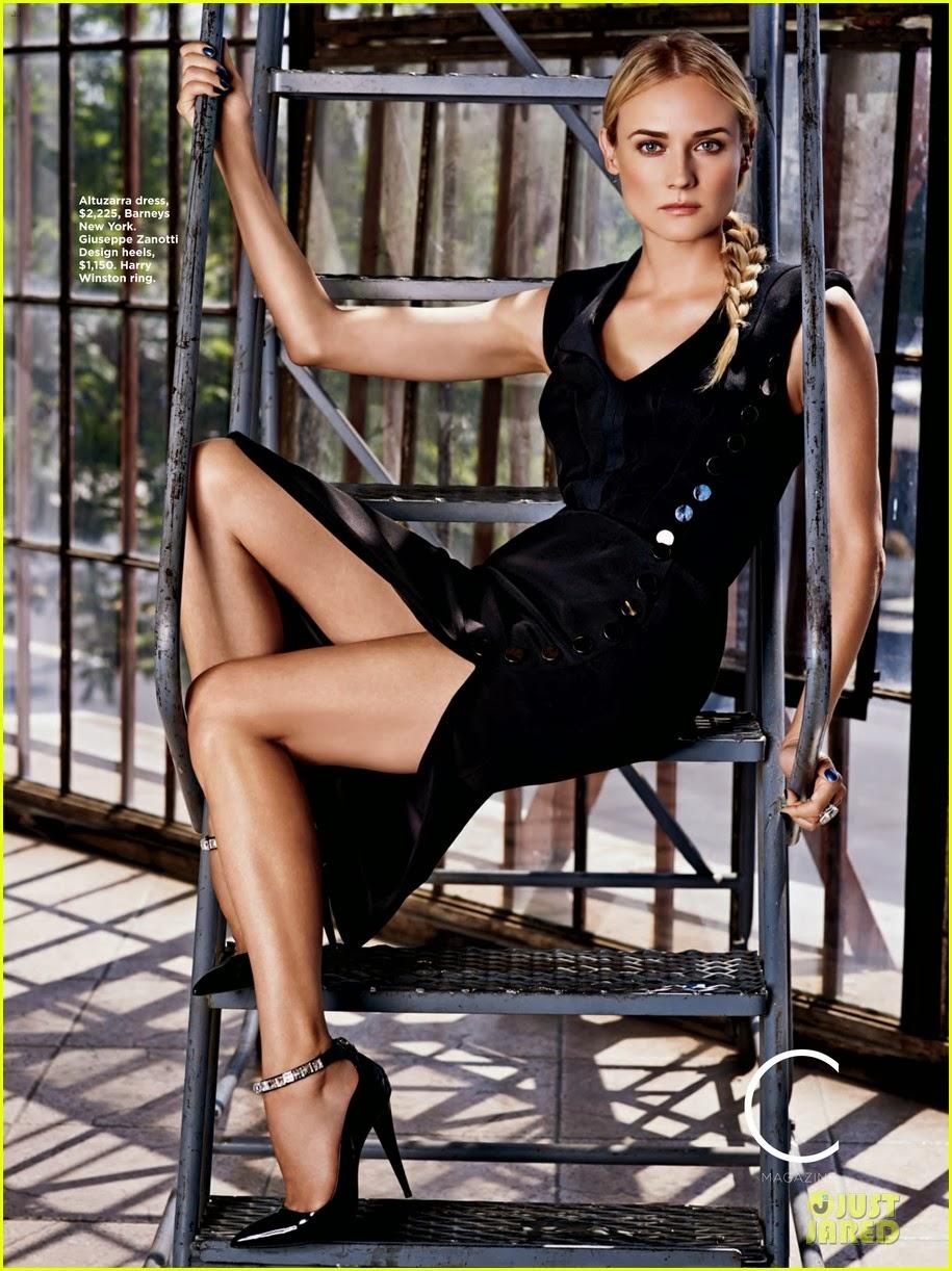 Diane Kruger Esquire D...
