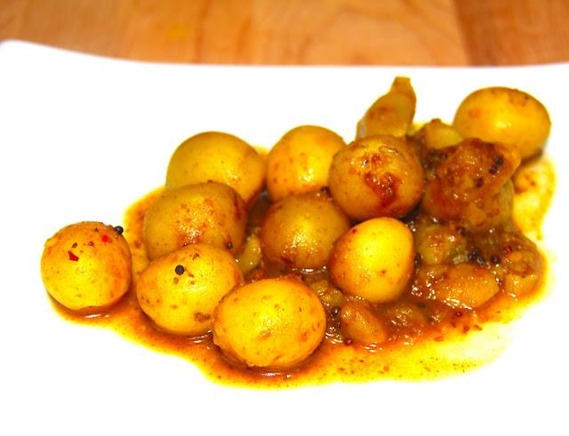 Gujarati Batata Sabzi
