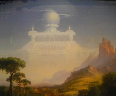 etheric castle temple