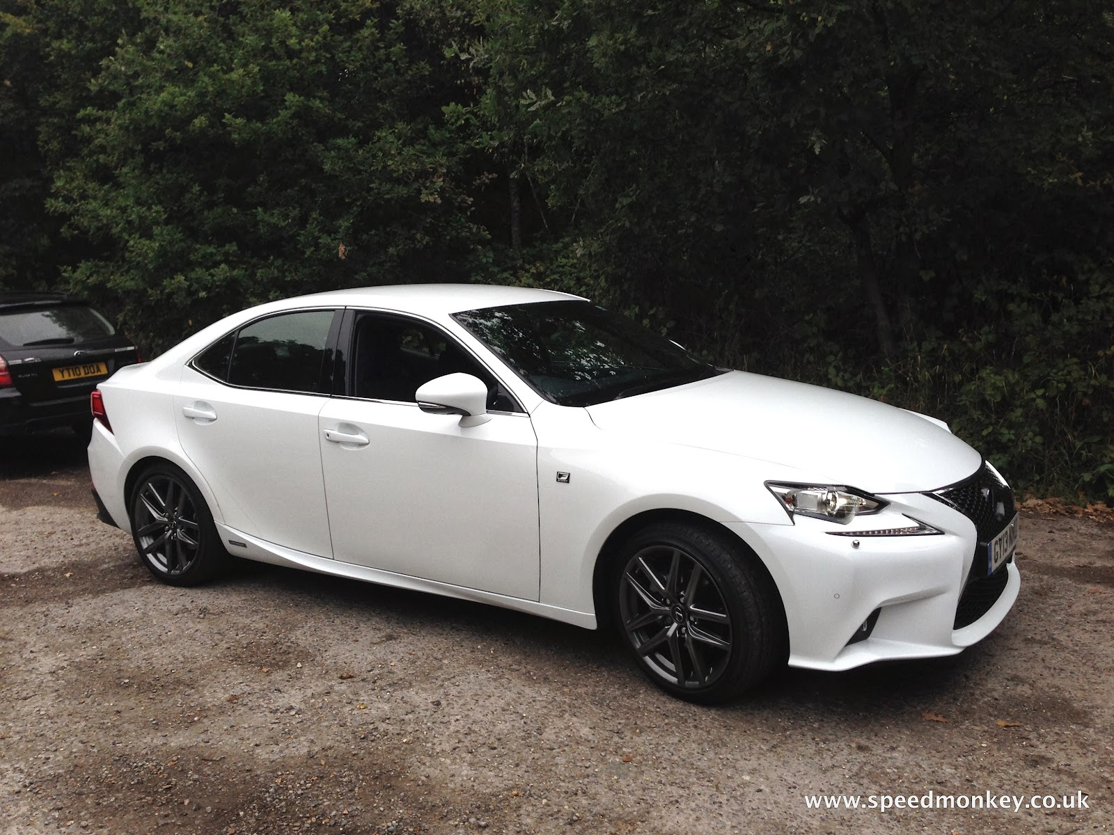 Speedmonkey 2013 Lexus Is300h First Drive Review