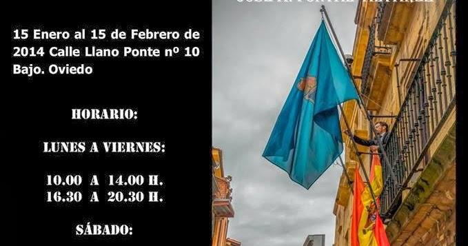 Se inaugura en Oviedo la exposición del fotógrafo José A. Fontal Álvarez