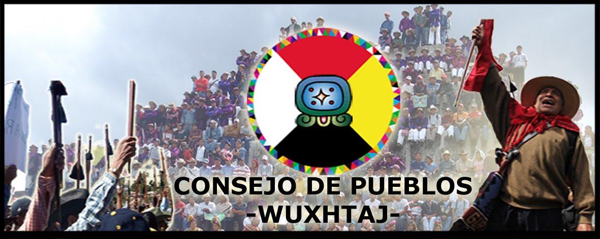 CONSEJO DE PUEBLOS WUXHTAJ