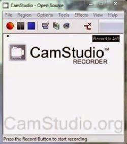 CamStudio-Interface